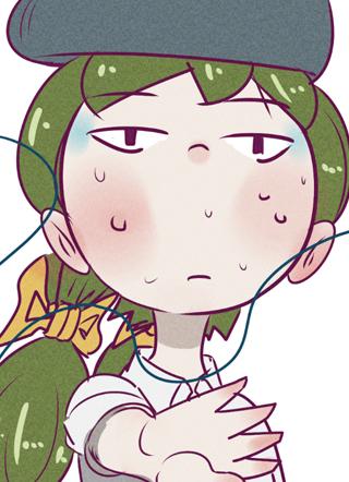韩小草的漫画日常 截图1